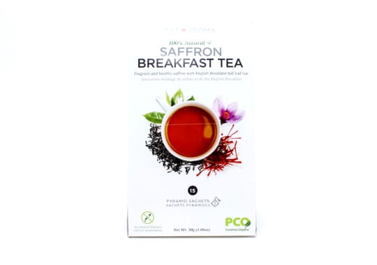 Saffron Breakfast Tea