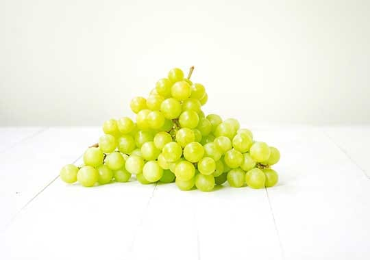 Grapes (Green Seedless, 1/2lb)