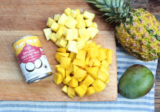 Mango Pina Coloda Smoothie Bundle
