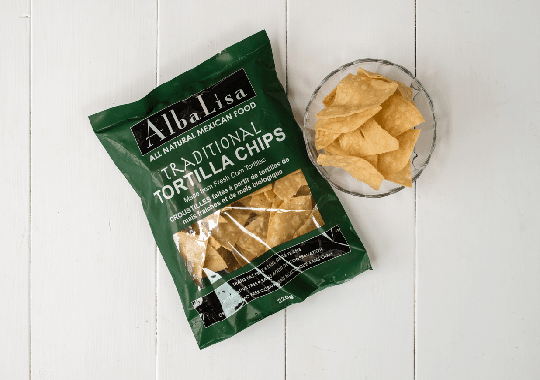 Traditional Tortilla Crisps
