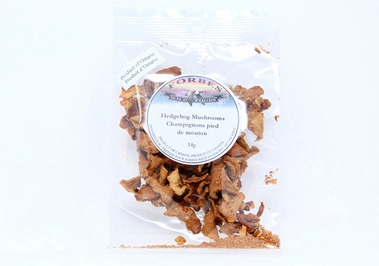 Dried Hedgehog Mushrooms