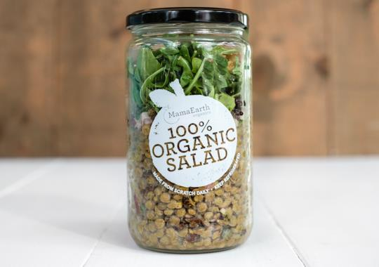Sarah Britton's Curried Lentil Salad (Large Jar)