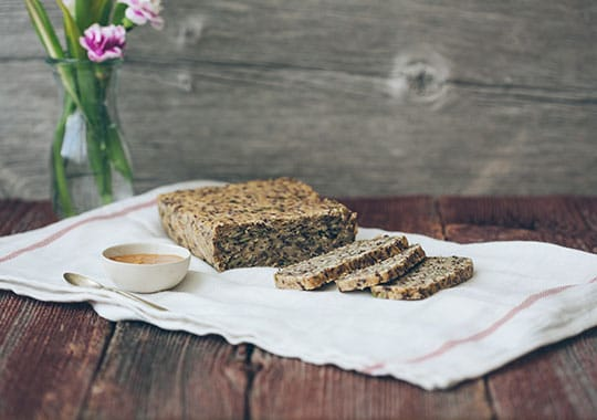Hearty Flourless Bread