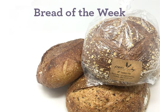 Prairie Boy Bread of the Week (Country White)