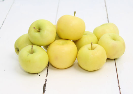 Apple (Pristine, delicate, 2lb) - not certified, grown organically