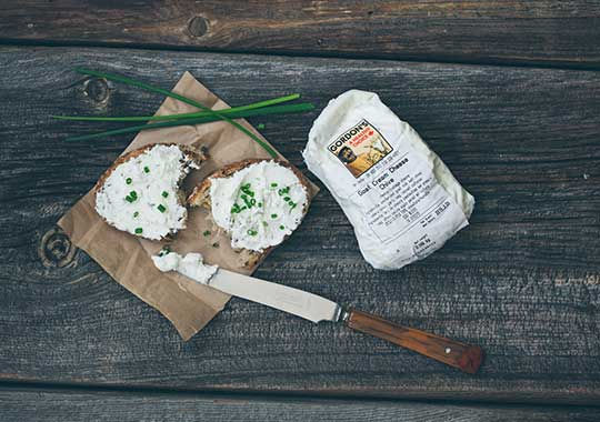 Goat Cream Cheese, Chives