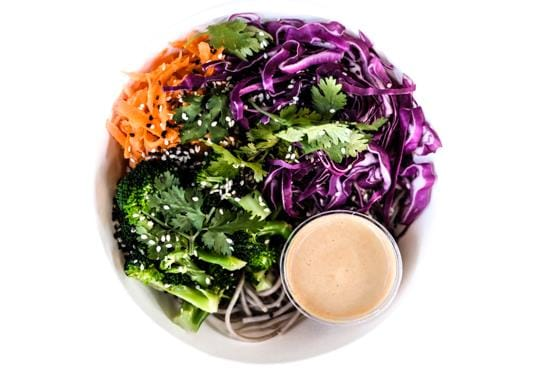 Sarah Britton's Soba Noodle Salad (Large Bowl)