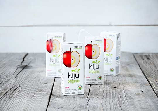 Apple Juice (4 pack)