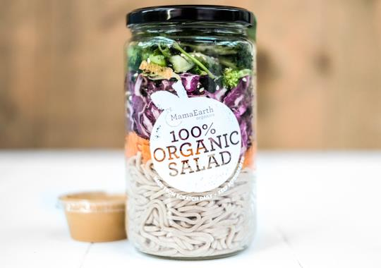 Sarah Britton's Soba Noodle Salad (Large Jar)