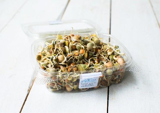 Sprouts, Crunchy Bean Mix