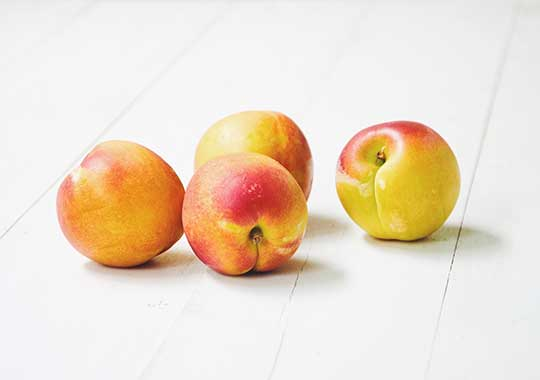 Nectarine (Yellow)