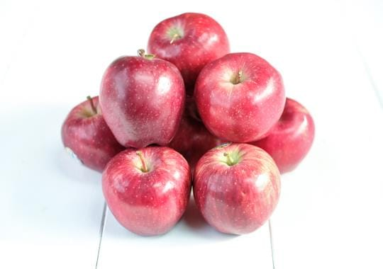Apples (10 Red Delicious)