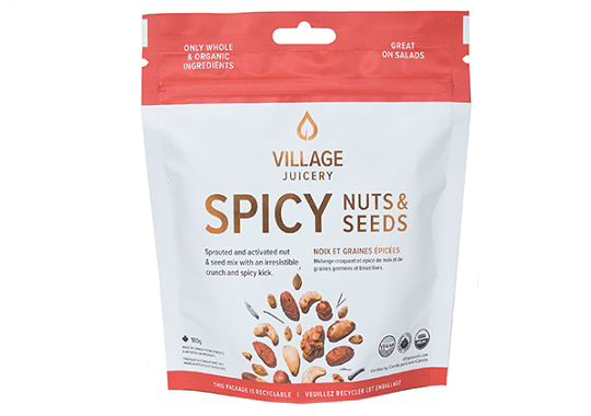 Spicy Nuts and Seeds (180g)