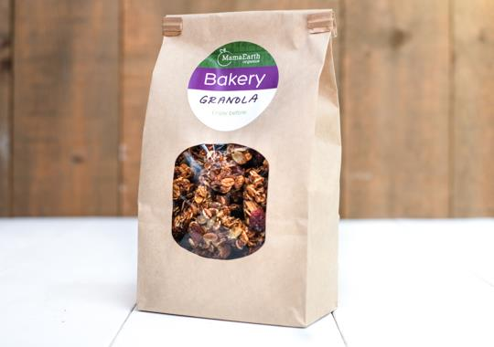 Almond and Honey Granola