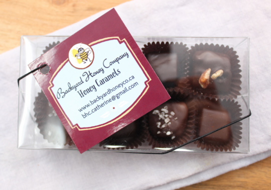 Chocolate Covered Honey Caramels (Assorted)