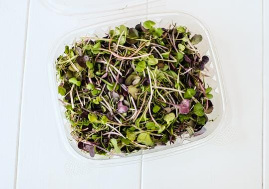 Sprouts, Micro Mix Harvest Blend