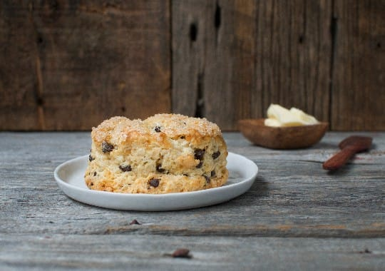 Scone (Orange Chocolate Ginger)