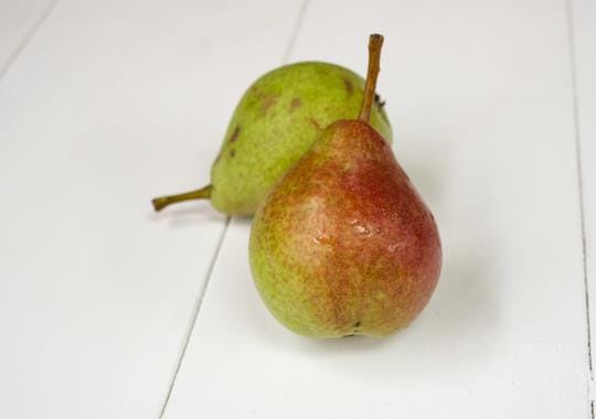 Pear (Clapp, Mini) - not certified, grown organically
