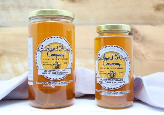 Wildflower Honey (1Kg)