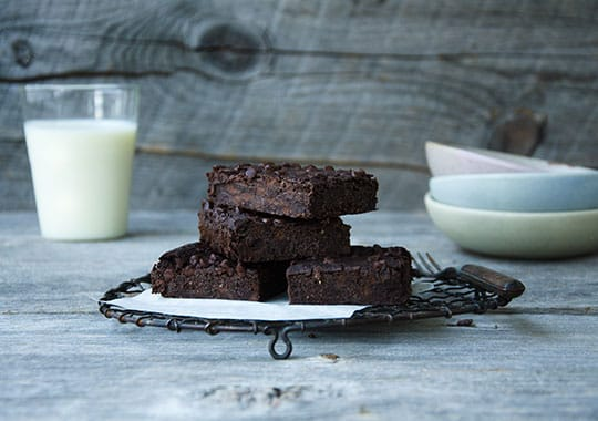 Sinfully Delicious Chocolate Brownies