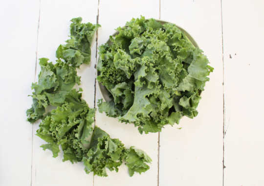 Kale (Green, Chopped, 1/2 lb)