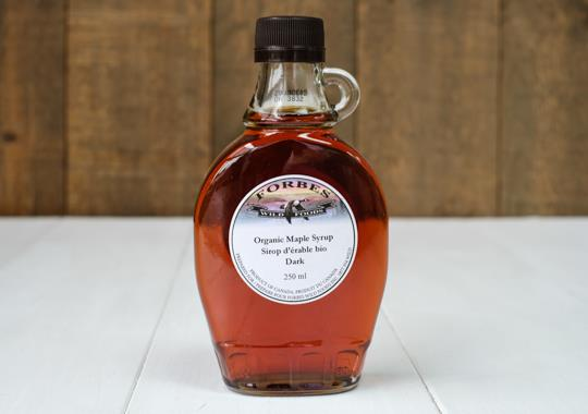 Dark Maple Syrup (250 mL)