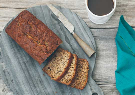 Banana Bread (Unsliced)