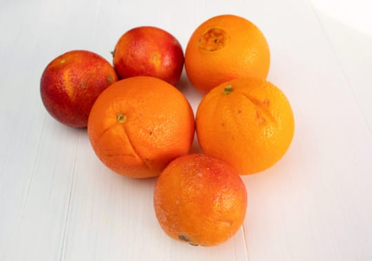 Oranges (Discounted, 2 lbs)