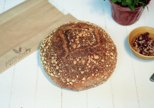 Double Fermented Multi-Grain (Unsliced)
