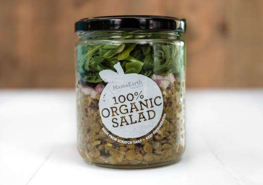 Sarah's Curried Lentil Salad (Small Jar)