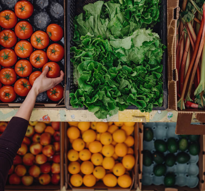 Organic Produce, Prepared Meals and Local Artisans Delivery